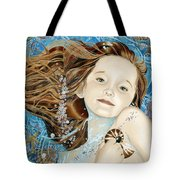 Oceans Of Emotion Tote Bag