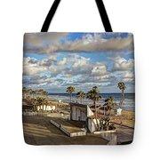 Oceanside Amphitheater Tote Bag