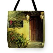 Ochre Wall 01 Tote Bag