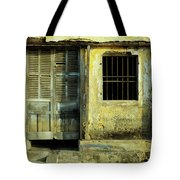 Ochre Wall 03 Tote Bag