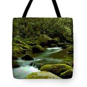 Oconaluftee River Tote Bag