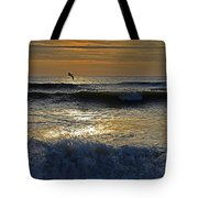 Ocracoke Morning Tote Bag