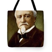 Octave Chanute (1832-1910) Tote Bag