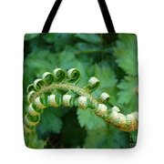 Octo-fern Tote Bag