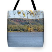 October Bluffs Tote Bag