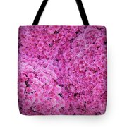 October Carpeting Tote Bag