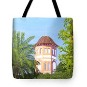 October In Seville Tote Bag