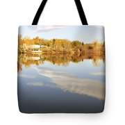 October Reflections Tote Bag