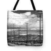 October Road Palm Springs Tote Bag