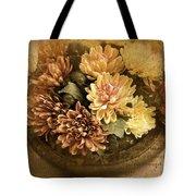 October Still Life Tote Bag