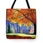 October Surprise Tote Bag