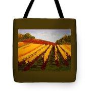 October Vineyard Tote Bag