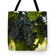 October Vintage Bonair Winery  Tote Bag