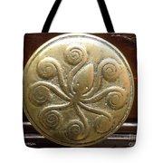 Octopus Door Knob Tote Bag