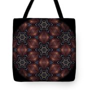 Octopus Mandala Tote Bag