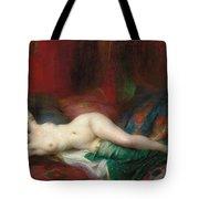 Odalisque Tote Bag