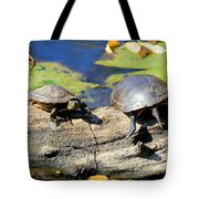 Odd Couple Tote Bag