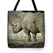 Odd-toed Rhino Tote Bag