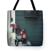 Odds And Ends Tote Bag