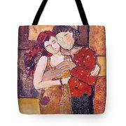 Ode To Klimt Tote Bag