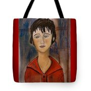 ode to Mod- Charity Tote Bag