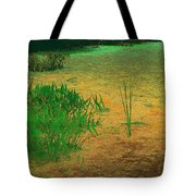 Ode To Monet Tote Bag