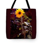 Ode To Sunflowers Tote Bag