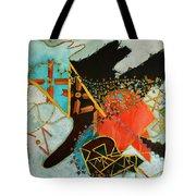 Odin's Dream Tote Bag