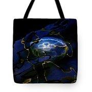 Odyssea Moon Jellyfish 1 Tote Bag