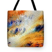 Odyssey - Abstract Art By Sharon Cummings Tote Bag