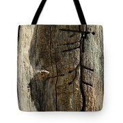 Of An Unseen Hand Tote Bag
