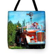 Of Days Gone By Tote Bag