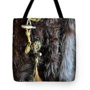 Of Fur And Rope Tote Bag