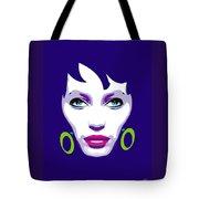 Ofelia Portrait Tote Bag