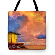 Off Duty 2 Tote Bag