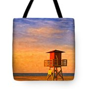 Off Duty 3 Tote Bag