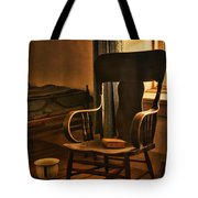 Off His Rocker Tote Bag
