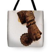 Off It's Knocker Tote Bag