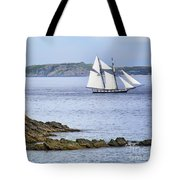 Off Saint-malo Tote Bag