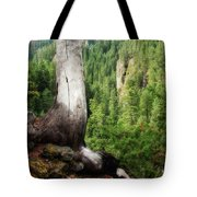 Off The Hiking Trail Tote Bag