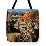 Off To Market Tote Bag