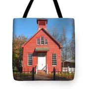 Off To School We Go Tote Bag