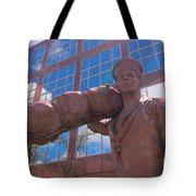 Off To Serve On The High Seas Tote Bag