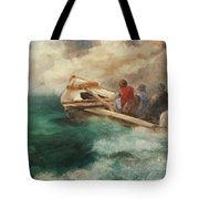 Off To Tong The Summer Bars Tote Bag by Susan Richardson