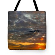 Off To War Tote Bag