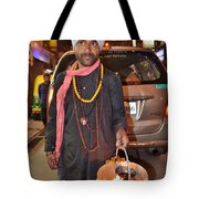 Offerings To Sani - Saturn - Pahar Ghanj Market - New Delhi Tote Bag