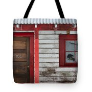 Office Door Tote Bag
