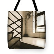Office Plant Tote Bag