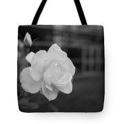 Office Roses Tote Bag
