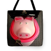 Officer Bacon Wants A Doughnut Tote Bag
